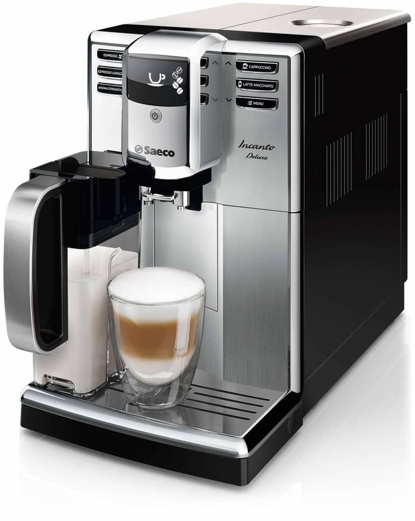 Автоматическая кофемашина Philips Saeco Incanto Deluxe HD8921/09