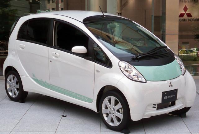 Обзор Mitsubishi i-MiEV