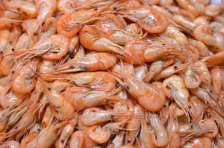 Азовская креветочка пахнет морем 500 грамм ведёрко, фото 2