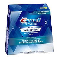 Отбеливающие полоски Crest 3D White 1-Hour express 2016