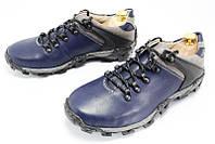 Трекинговая мужская обувь (натуральная кожа) код: 6553372566