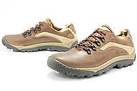 Трекинговая мужская обувь на твердой подошве 100% кожа: 6551927443