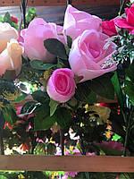 Троянди Искусственные цветы Букет из роз, разные цвета в упаковке