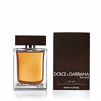Мужская туалетная вода Dolce&Gabbana The one for Men (Дольче Габбана Зе Ван фо Мен)