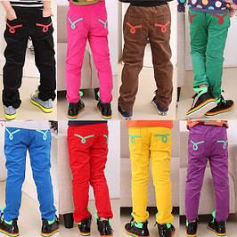 Детские штаны, брюки, шорты для девочек и мальчиков оптом