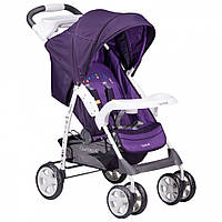 Прогулочная коляска Quatro Imola Purple 9 фиолетовая