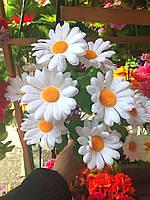 Букет ромашок Ромашки Искусственные цветы Букет белого цвета, фото 1