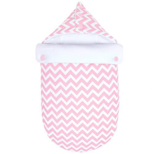 Летний конверт для новорожденного GoforKid Pink LC