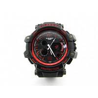 Часы наручные G-SHOCK GPW 1000 Black-Red