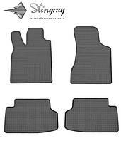 Комплект резиновых ковриков Stingray для автомобиля  Volkswagen Polo 1994-2002    4шт.