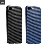 Чехол для iPhone 7 Plus - HOCO Ultra thin series carbon fiber, разные цвета