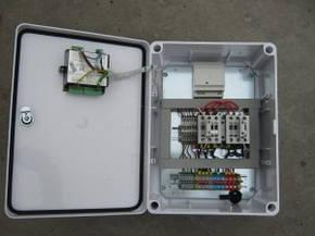 Автоматика запуску генератора Q-Power S32A+32A 313 DKG105 IEK, фото 2