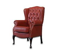 "Cтильное стеганое кресло ""Ludwig"". (80х70х110 см)"