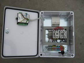 Автоматика запуска генератора Q-Power S32A+32A 333 DKG105 IEK, фото 2