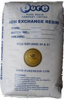 Смола для удаления нитратов Pure Resin PA202