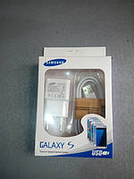СЗУ адаптер +кабель Samsung 2.1A