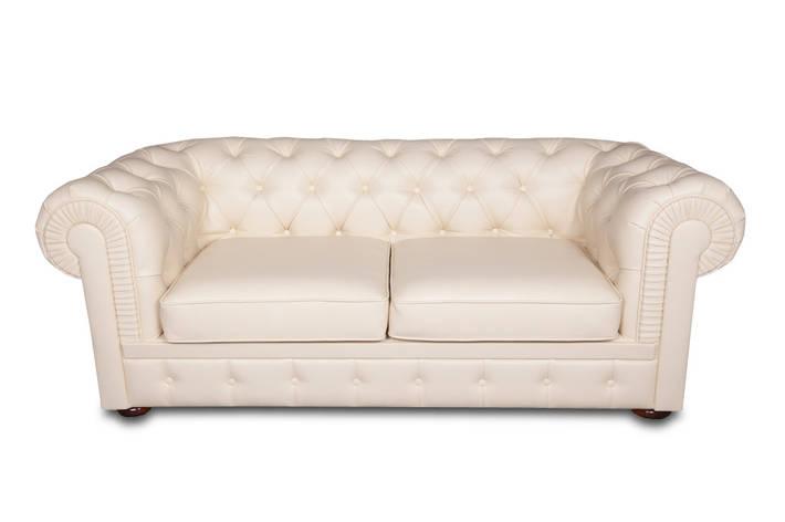 "Классический мягкий диван ""Честер Арт"". (215 см), фото 2"