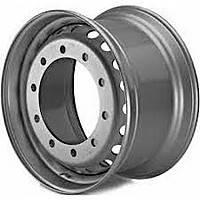 Диск колесный 11.75 x 22.5 PCD 10x335 DIA 281 ET 0 Steel Wheels ДК барабанный тормоз