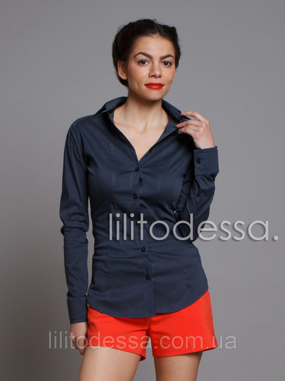 Женские рубашки и блузки для офиса купить