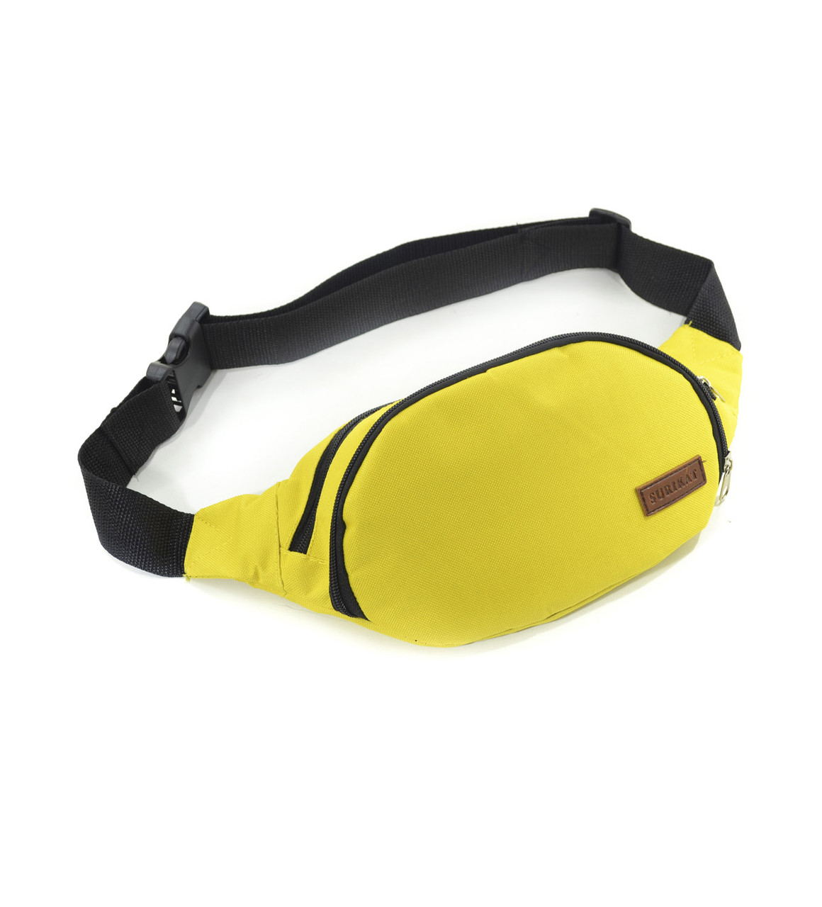 4474f58600cd Поясная сумка бананка желтая Banan Surikat (сумка на пояс, сумки, сумка  мужская,