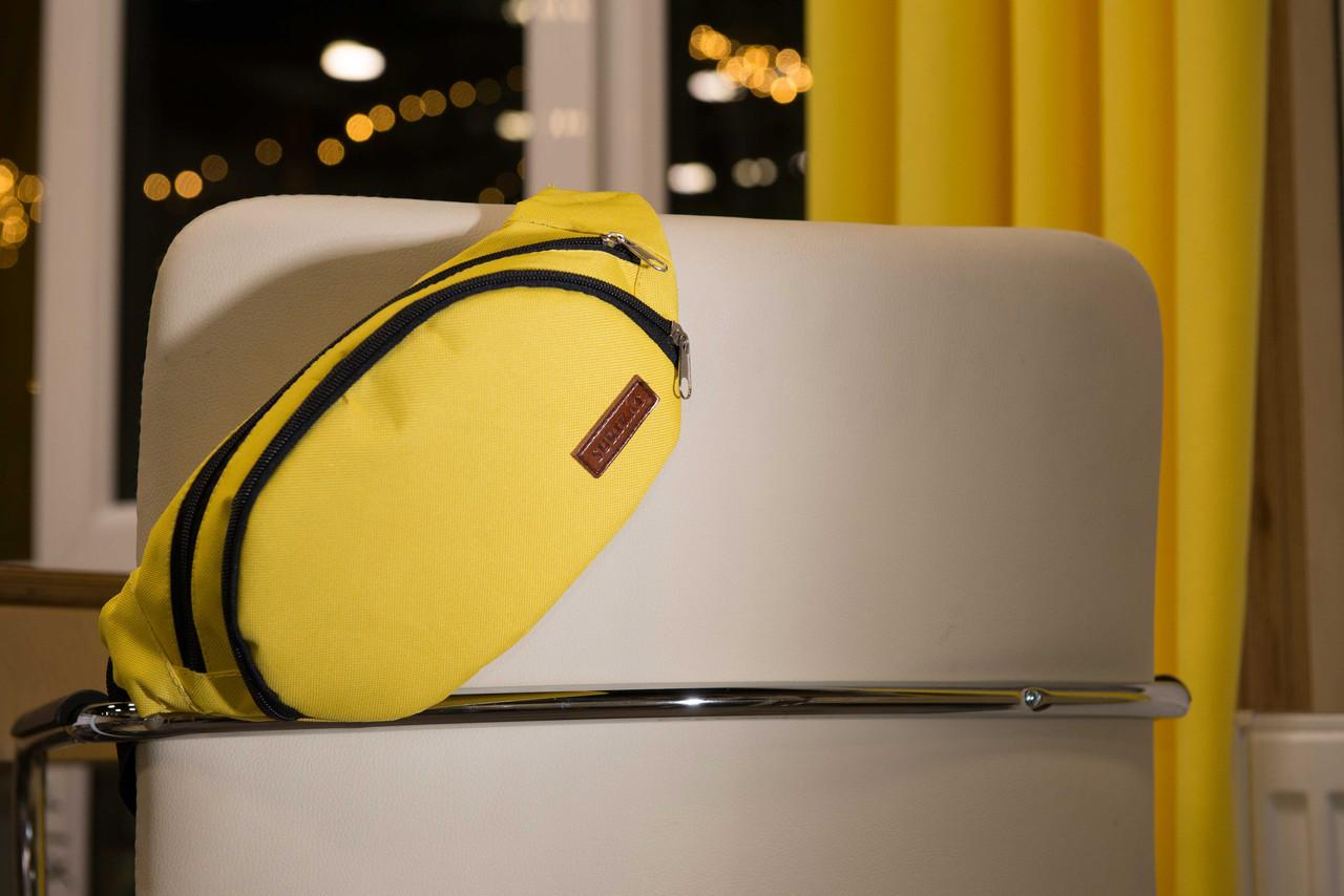 c183ccd5048c ... Поясная сумка бананка желтая Banan Surikat (сумка на пояс, сумки, сумк 5