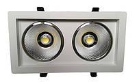 Светодиодный LED светильник 36 Вт холодный белый 6500К, фото 1