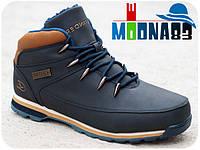 Ботинки зимние EXPANDER TIMBERLEND  треккиногвые на толстой рельефной подошве 41-46 код: 5026331204