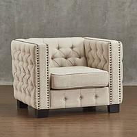 Кресло кожаное мод. Gloria