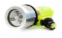 Светоидный подводный фонарик Bailong BL PF02!Акция