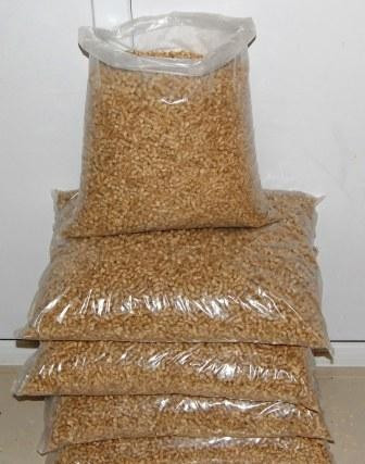 Полиэтиленовые мешки для пеллет 450х750 мм, 65мкм Оригинал (100шт)