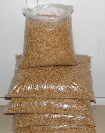 Упаковка для пеллет Вторичка 500х1000, 70 мкм