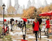 Игра Картины по номерам (MR-Q267) Утро в Нью-Йорке