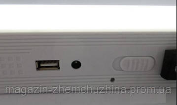 Фонарь-лампа аккумуляторный GD-1040!Акция, фото 3