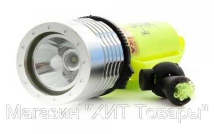 Светоидный подводный фонарик Bailong BL PF02, фото 2