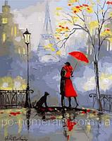 Игра Картины по номерам (MR-Q899) Романтика Парижа