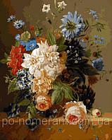 Игра Картины по номерам (VP094) Роскошные цветы (40 х 50 см)