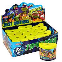 """Точилка для карандашей цветная с контейнером """"Ninja Turtles"""" 620248 1 Вересня"""