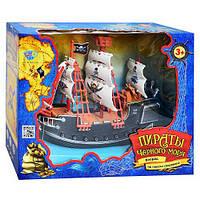 Корабль пиратский Пираты Черного моря m 0512