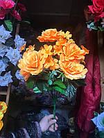 Троянди Шикарные розы Штучні квіти Искусственные букеты