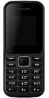 Телефон BRAVIS F181 Bell Black/ 2 сим/ Экран 1.8