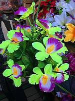 Штучні квіти Іриски Искусственные букеты