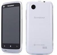 Мобильный телефон Lenovo A308t Android белый