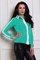 Яркая женская блуза