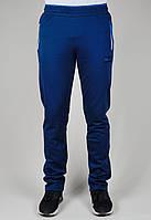 Спортивные брюки мужские Nike 3317 Тёмно-синие