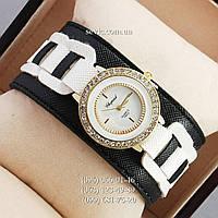 Наручные часы Chopard White/Gold (реплика)
