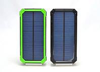 Недорогой портативный аккумулятор Power Bank EK-3 20000 mAh солнечный