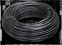 Трубка PVC BLACK для микрополива 4*7 мм