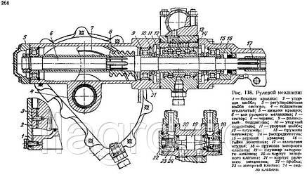Гидроусилитель руля ГУР Т-150К (СМД-60), фото 2
