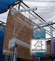 Настенно-потолочная сушилка для белья Floris 1.0 м