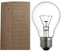 Лампа накаливания Искра А50 (75 Вт), манжет